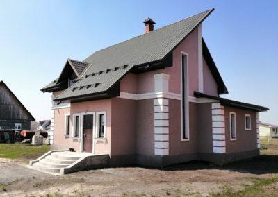 Утепление и декорирование фасадов Старый Оскол, Липовая 27